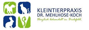 Kleintierpraxis Tierarzt Bielefeld Logo